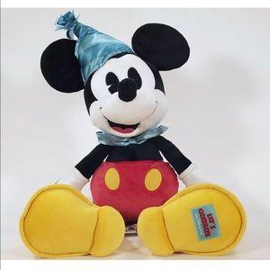 Disney Parks 90th Birthday Mickey Mouse Plush